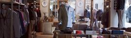 Victorio&Lucchino incorpora las mesas Samsung SUR40 a sus tiendas de moda masculina