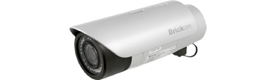 Brickcom launches type cameras bullet OB-300Np and OB-302Np to external day/night surveillance