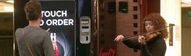 Una campaña DOOH de Coca-Cola Zero transforma a los usuarios en improvisados agentes secretos 007