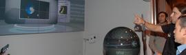 'Forma 3D Presentation', el futuro de las presentaciones, hace un debut 'redondo' en Digital Signage World