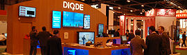 Diode Digital Signage World presents its new digital signage division