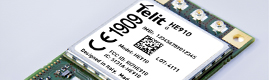 Telit presenta la nueva tarjeta mini PCIe DE910-DUAL para digital signage