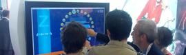 Interactuando aportó su tecnología audiovisual al congreso SEC 2012