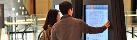 Un centro comercial de Corea del Sur implementa tecnología de reconocimiento facial en sus kioscos de digital signage