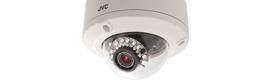 Las cámaras IP de JVC se integran con el software de Video Insight y Exacq