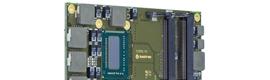 Kontron lanza los COM Express basic COMe-bIP con procesadores Intel Core de tercera generación