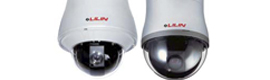 LILIN presents their new motorized domes IPS9368 and IPS8368