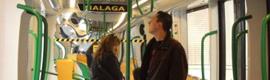 Icon Multimedia proveerá el digital signage al Metro de Málaga
