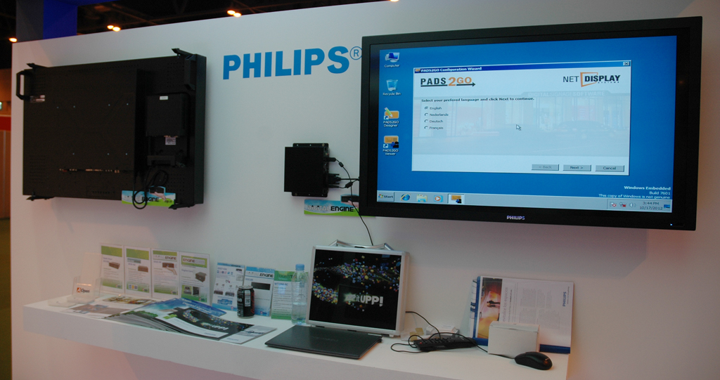 The latest innovations from Philips Public Signage, Digital