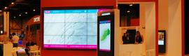 El medio de publicidad exterior playthe.net muestra su solución en Digital Signage World