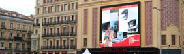 Perú invita a los madrileños a descubrir sus tesoros naturales y arqueológicos en las pantallas de Callao