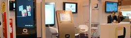 Soltec acude a Digital Signage World 2012 con su completa gama de soluciones de señalización digital