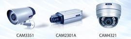 Surveon completa su línea de cámaras de 2 megapíxeles con 3 nuevos modelos
