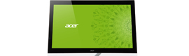 Acer presents the new range of touch monitors T2