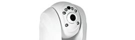 TRENDnet brinda la cámara de Internet PoE Megapíxel PTZ para día/noche TV-IP672PI