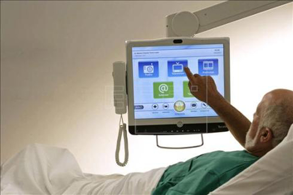Create A Touch Screen For Patients Improving Hospital