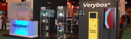 Verybox despliega su catálogo de productos de señalización digital en Digital Signage World 2012