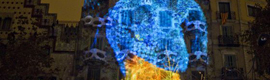 Una invitación a soñar con la Casa Batlló y sus oníricas formas