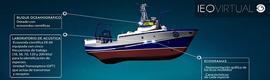 Proyecto de divulgación COB Virtual, la tecnología del Instituto Español de Oceanografía en tres dimensiones