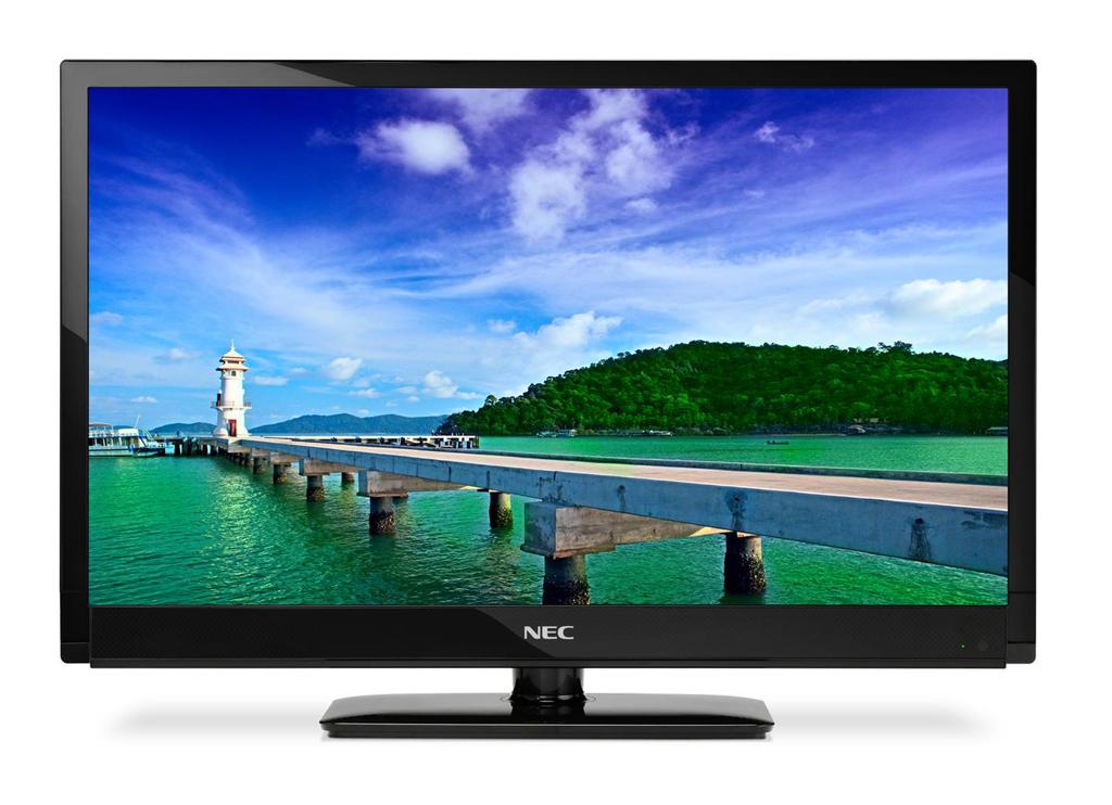 nec anuncia una nueva línea de displays de digital signage con
