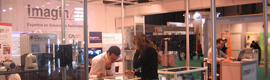 imaginArt goes to Digital Signage World 2012 with its novelties in products audiovisual