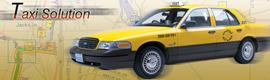 Winmate ofrece una solución de publicidad digital para taxis