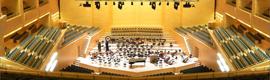 El Auditorio de Barcelona apuesta por las mesas de mezcla digital de Midas