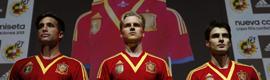 Mapp3 aporta su tecnología audiovisual en la presentación de la nueva camiseta de la Selección Española de fútbol