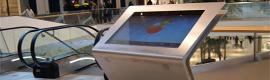 Deimpacto Interactive dota de 10 directorios interactivos al nuevo Centro Comercial Puerto Venecia de Zaragoza