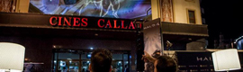 The screens of Callao City Lights, witnesses except for the premiere of the video game 'Halo 4' in Madrid
