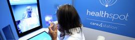 HealthSpot desvela una solución de telemedicina que proporciona acceso universal a la atención sanitaria