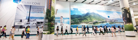 JCDecaux continuará gestionando la publicidad exterior digital en el Metro de Hong Kong