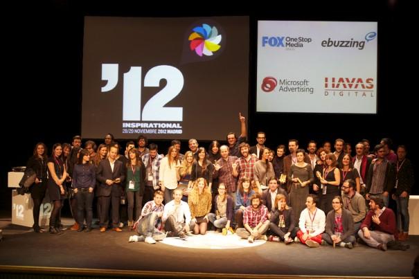 Premios Inspirational 2012