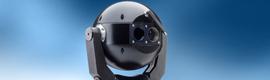 Bosch añade alarmas por cambio de temperatura a las cámaras PTZ térmicas MIC Serie 612