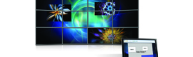 The new Matrox MuraControl for Windows software simplifies management of the Videowall