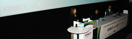 Microsoft held a meeting on Kinect applications in medicine, retail, fashion or education