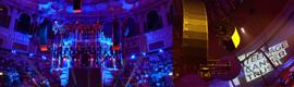 Un V de d&b para el concierto de Roger Daltrey en el Royal Albert Hall de Londres