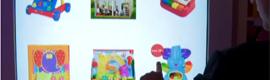 Nuevo 'Pasillo Infinito' de Testo, una pantalla interactiva gigante de 80″ con acceso directo a más de 11.000 juguetes