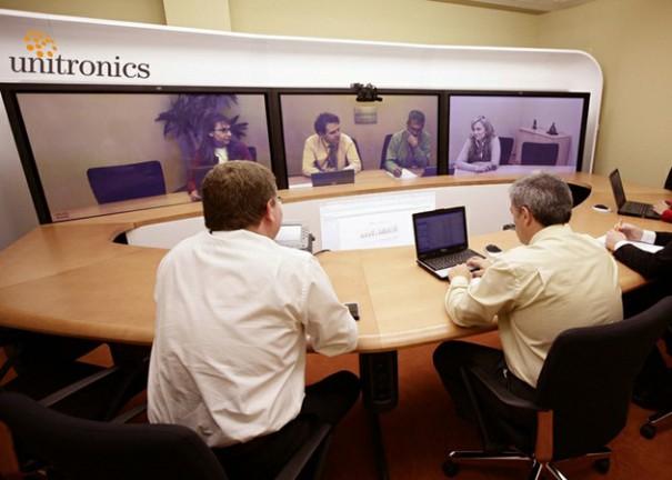 Unitronics-Telepresencia