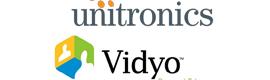 Unitronics firma un acuerdo de colaboración con Vidyo