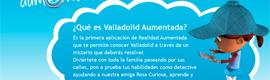 La aplicación 'Valladolid Aumentada' permitirá a los turistas que viajan en familia descubrir el 'Misterio de Pucela'