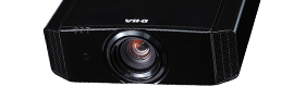 JVC improves the performance of its range of D-ILA projectors