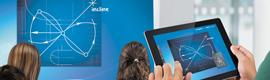 NEC se alía con DisplayNote para ofrecer una solución colaborativa basada en tablets en las aulas