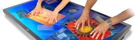 3M presentará una nueva pantalla multi-táctil de gran formato en ISE 2013