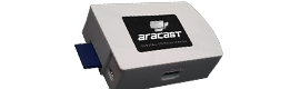 Tecco presents the Player Basic for digital signage Aracast Tiny