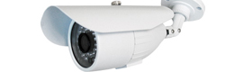 Bolide lanza la cámara tipo bala para exteriores BC6635/T