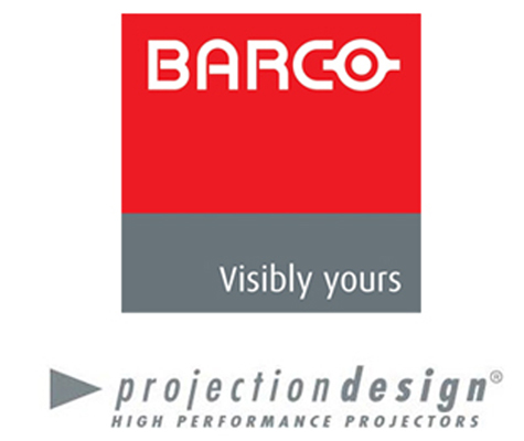 Barco projectiondesign