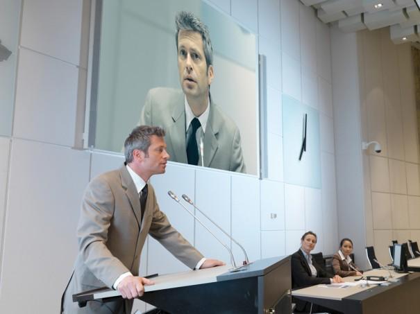 Bosch Sistema Conferencias DCN