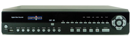 Euroma Telecom offers the new DVR Camtronics H4