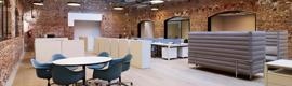 Smart Business pone en funcionamiento las salas de reuniones y auditorio de la nueva sede de la Fundación Botín